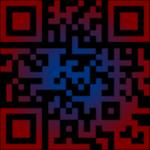Beépített hibajavítóval ellátott QR kód olvasó