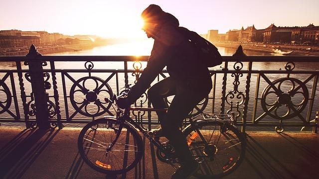 Kerékpározás egészségesen